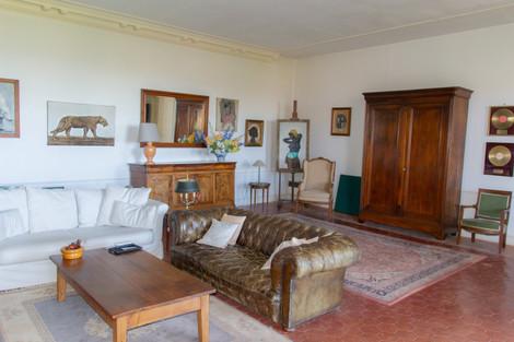 Salon maison à vendre proche de Cluny par Story's Immobilier
