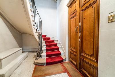 Appartement à vendre avenue Junot à Paris