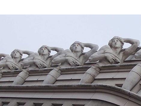 Les façades d'immeubles à Paris - Les années trente (1930-1939)