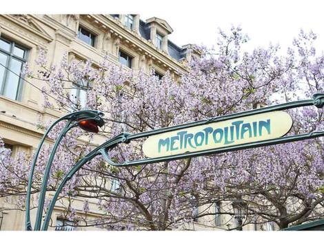 Les façades d'immeubles à Paris - L'Art Nouveau (1895-1814)