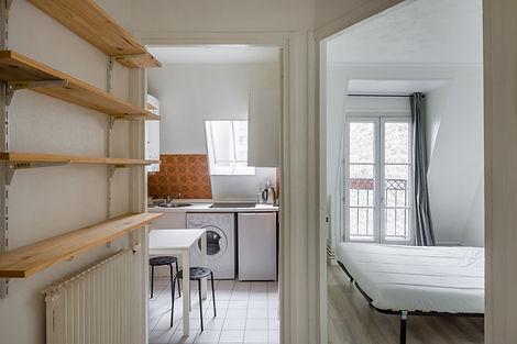 Appartement avenue de Flandre vendu par Story's Paris 19