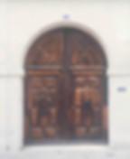 Façade immeuble Paris style Louis XIII porte cochère