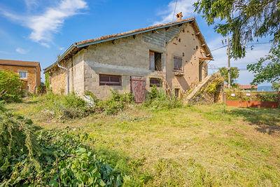 Maison à rénover proche Cluny (71)