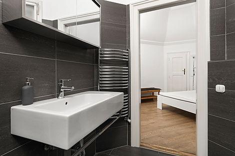 Chambre appartement en location par Story's à Budapest rue Vaci