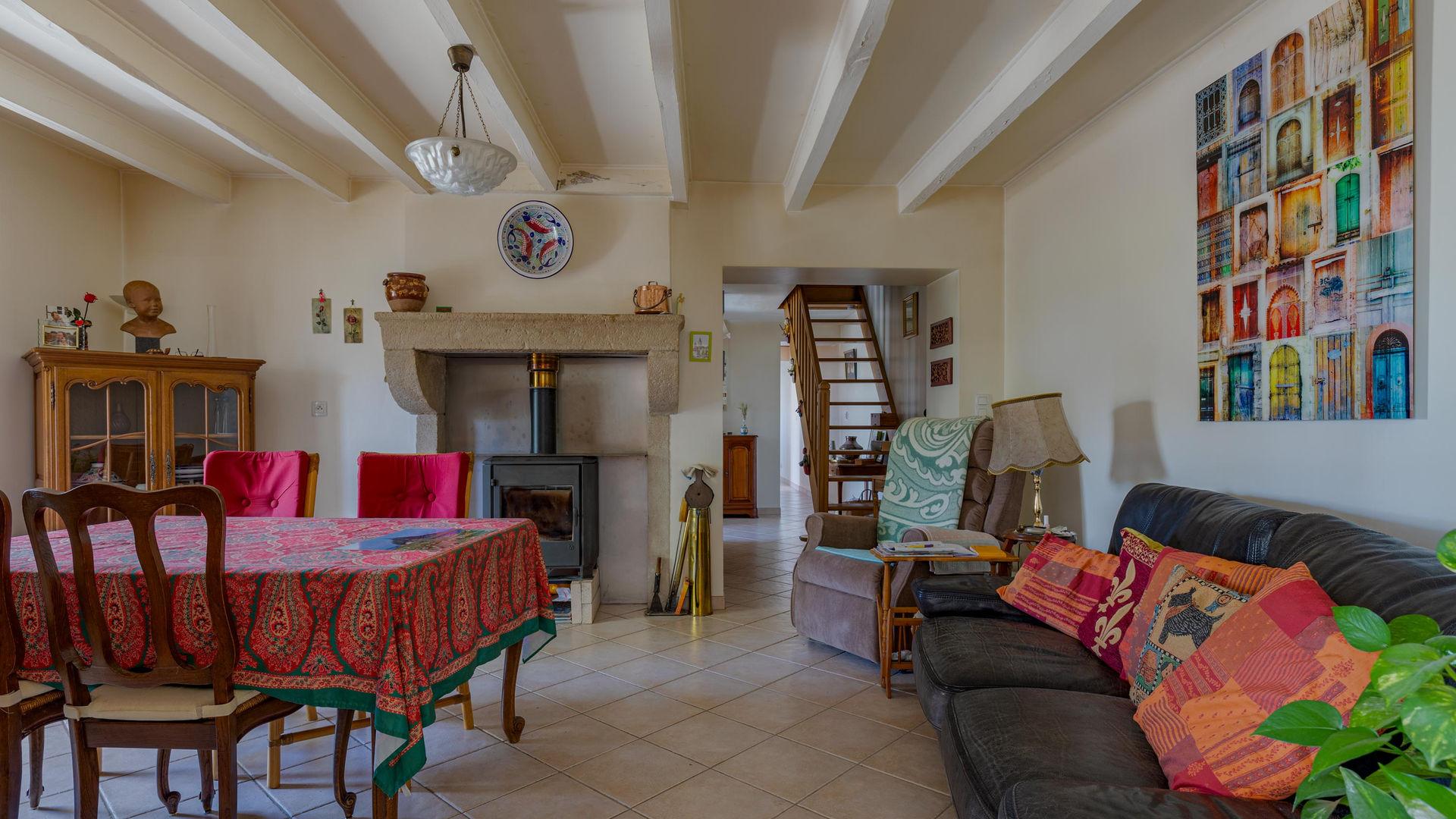 Maison à vendre porte du Charolais