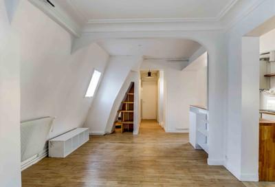 Salon appartement rue de Clignancourt paris 18 vendu par Story's
