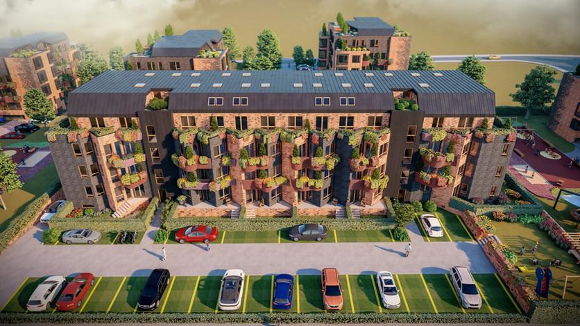 Investissement immobilier à Sofia dans le quartier de Vitosha