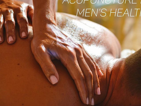 Acupuncture for Mens Health