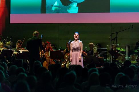 100 Jahre Leonard Bernstein GALAKONZERT BROAD WAY CELEBRATION