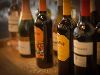 Spanish, South American & Local Wine