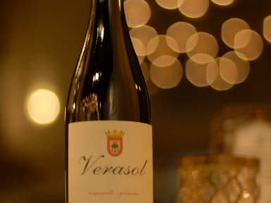 Verasol Wine Special at Tuyas