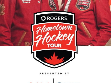 ROGERS HOMETOWN HOCKEY TOUR COMING TO STRATHMORE!