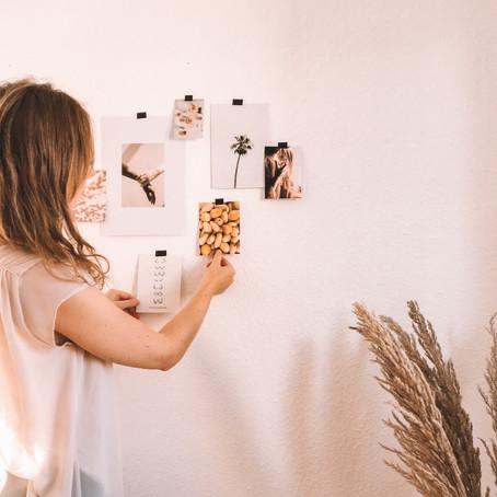 Wie dir ein Moodboard beim Aufbau deiner Marke hilft