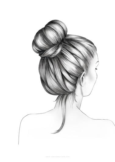 Bleistift Illustration