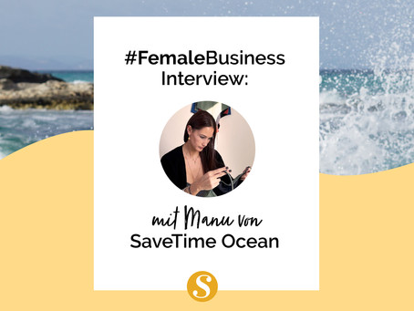 #FemaleBusiness Interview: SaveTime Ocean
