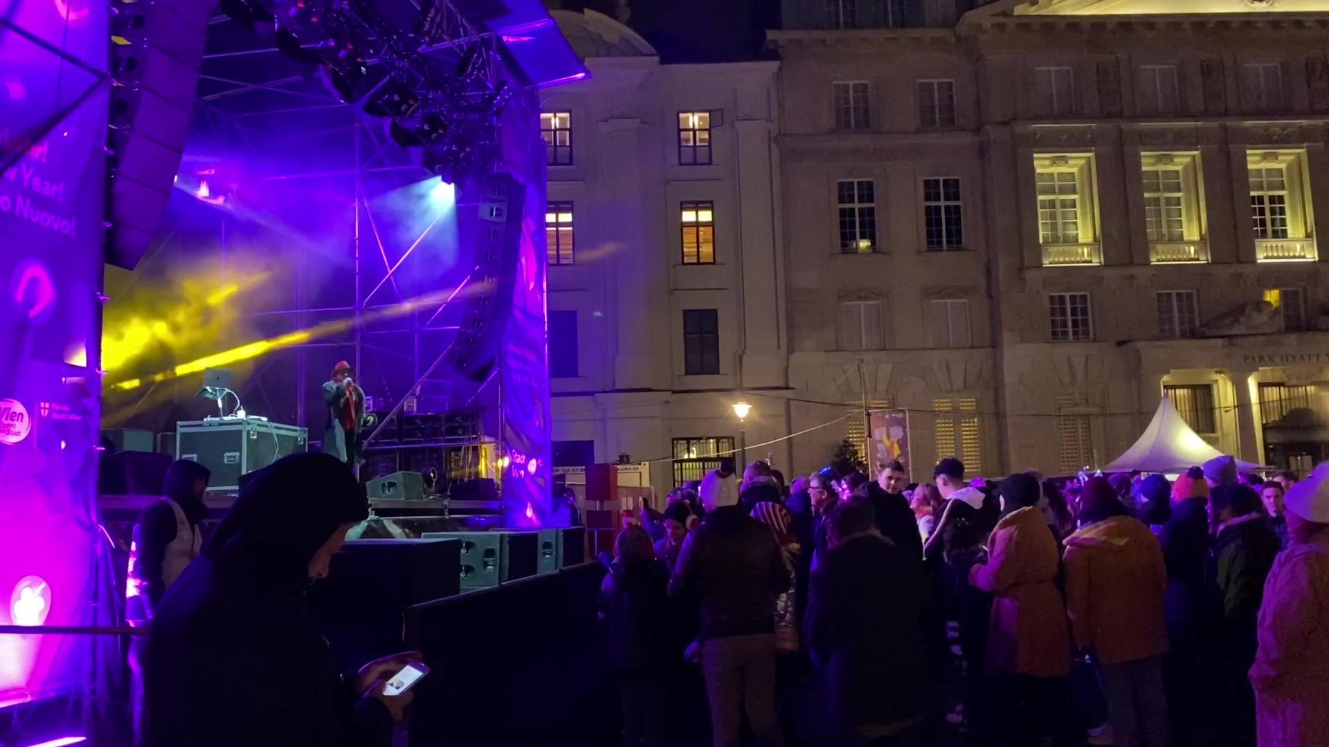 Silvesterpfad 2019 Live am Hof