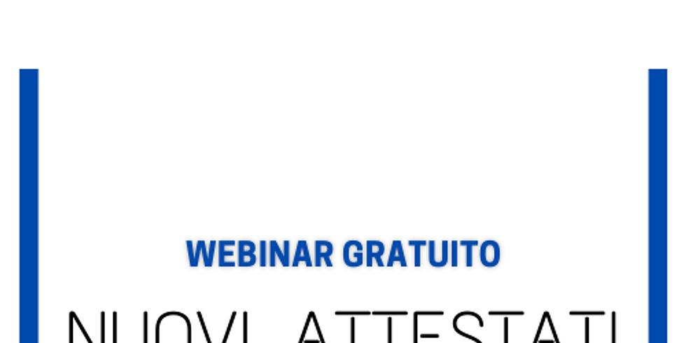 WEBINAR GRATUITO - ATTESTATI PILOTA DRONE
