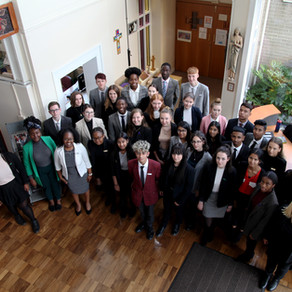 Senior Student Leadership Team 2019-20