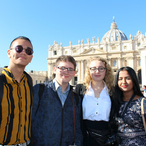 Youth Synod to Rome