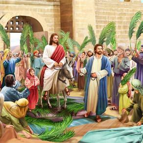 The God Who Speaks: Matthew 21.1–11
