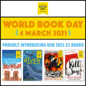 Thursday 4th March - World Book Day
