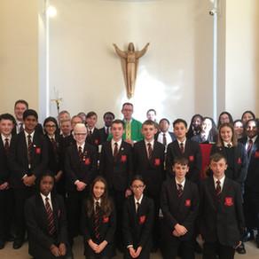 Visit of Fr John from Castlerigg Manor