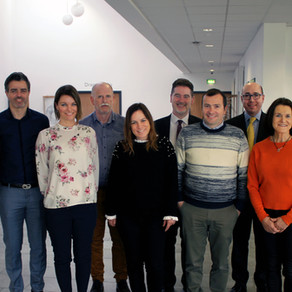 Teachers from Norway and Spain visit English Martyrs'