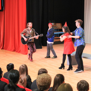 Young Shakespeare Company Performance of 'Romeo and Juliet'