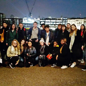Art Trip to Tate Modern and Tate Britain Galleries