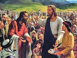 The God Who Speaks: Matthew 14.13–21
