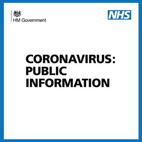Coronavirus - Advice for parents/guardians