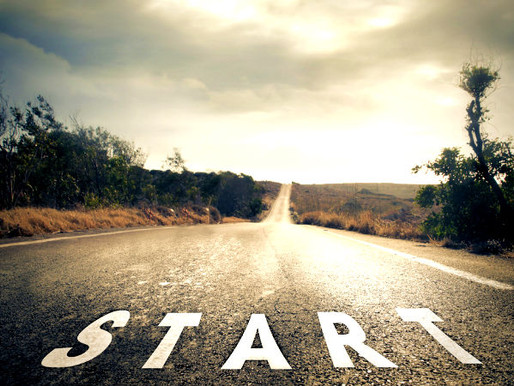There's no better way than to just start!