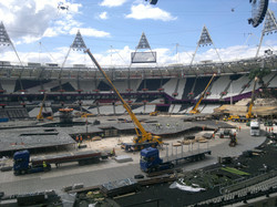 Stadium Load Out 2