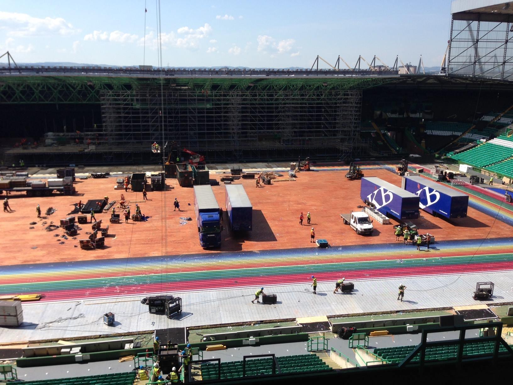 CWG2014_StadiumTrucks