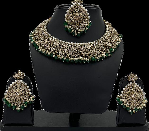 Madhuri - Green