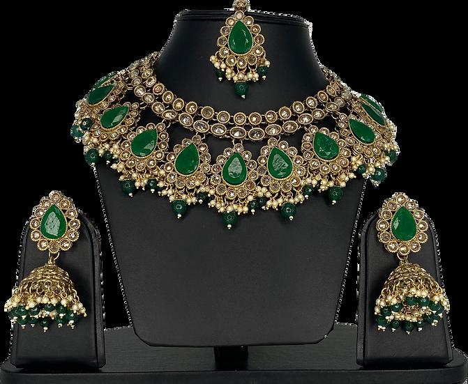 Rekha - Green