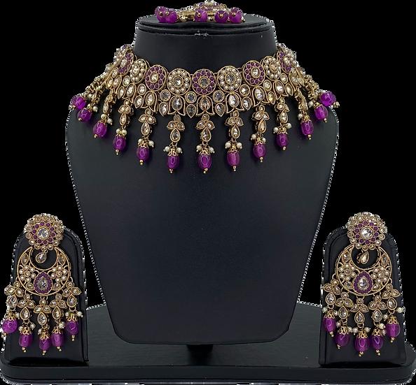 Veera - Purple