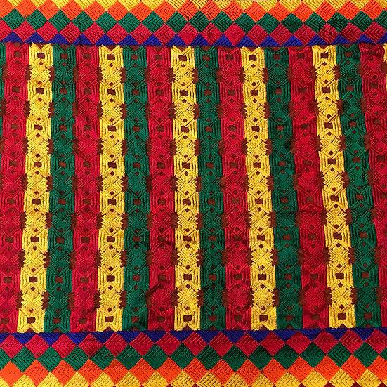 Phulkari - Stripes