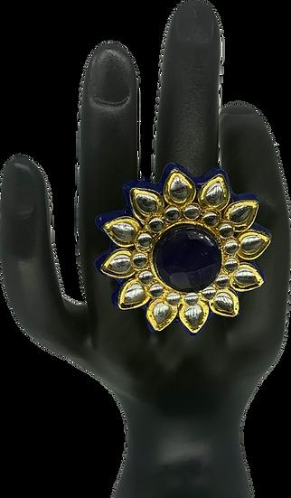 Kundan - Blue