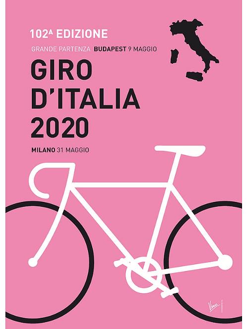 My Giro Ditalia Minimal 2020