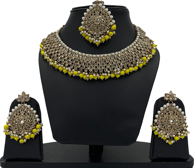 Madhuri - Yellow