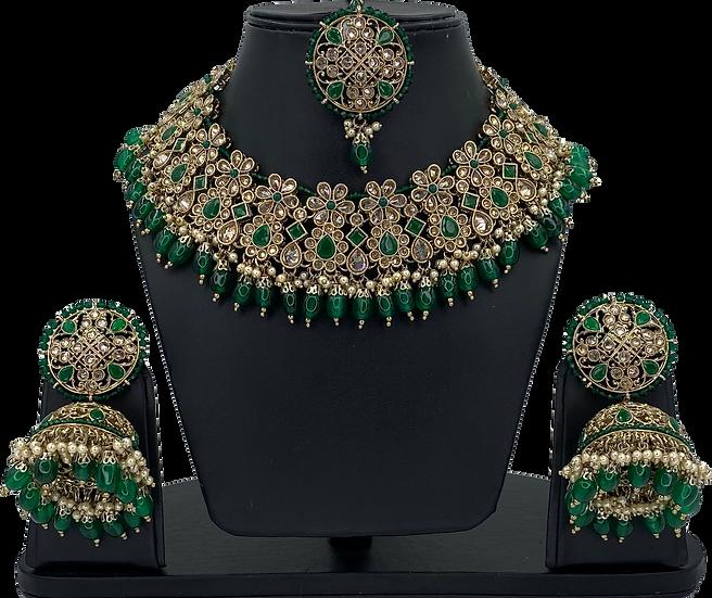 Priyanka - Green