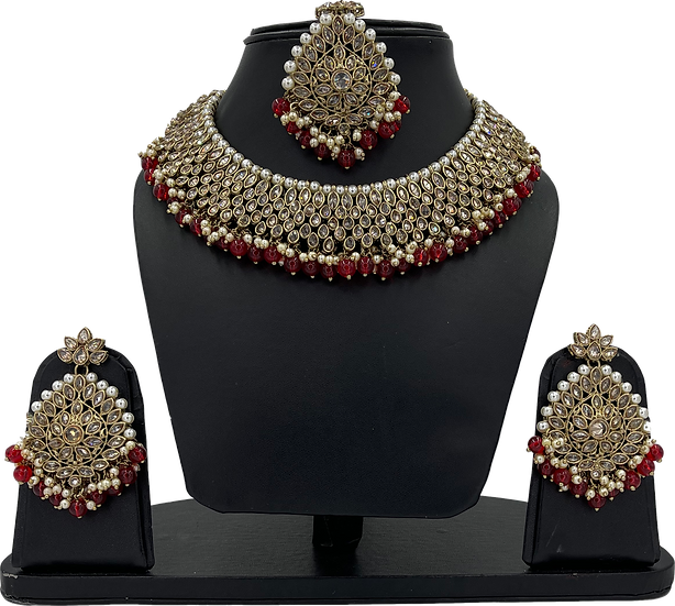 Madhuri - Red