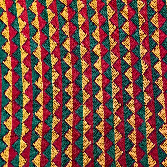 Phulkari - Diamond Stripes