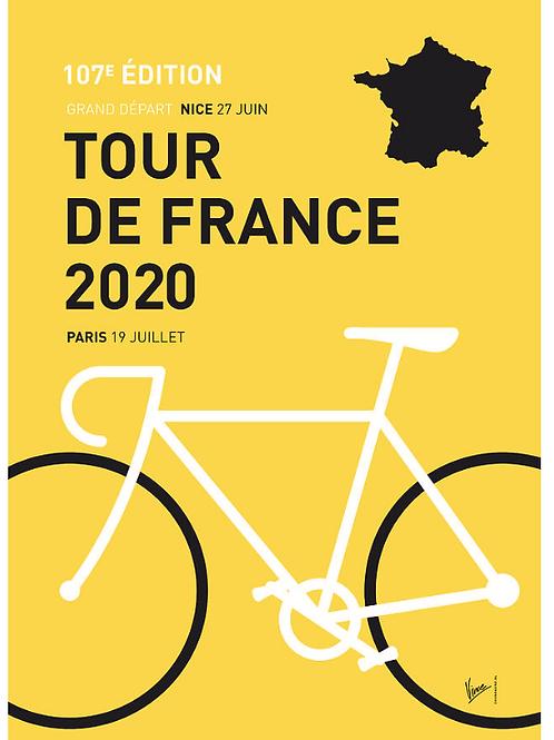 My Tour De France Minimal 2020