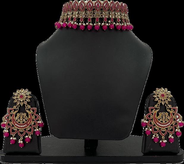 Shilpa - Hot Pink