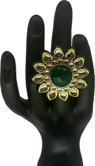 Kundan - Green