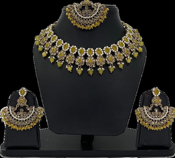 Anjali - Yellow