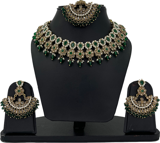 Anjali - Green