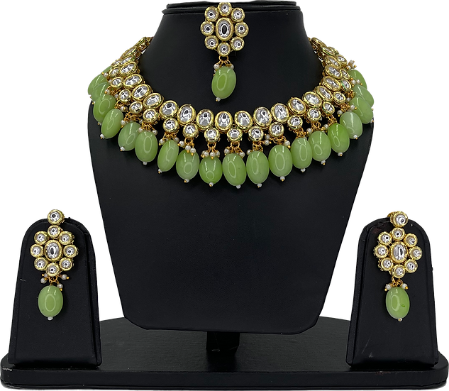 Kiara- Light Green